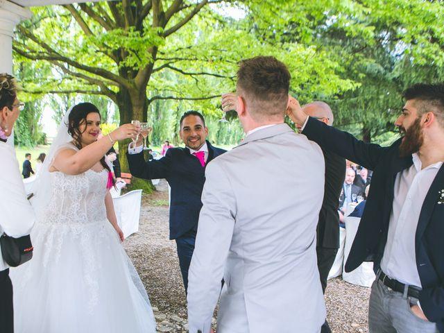 Il matrimonio di Cristian e Marianna a Villasanta, Monza e Brianza 158