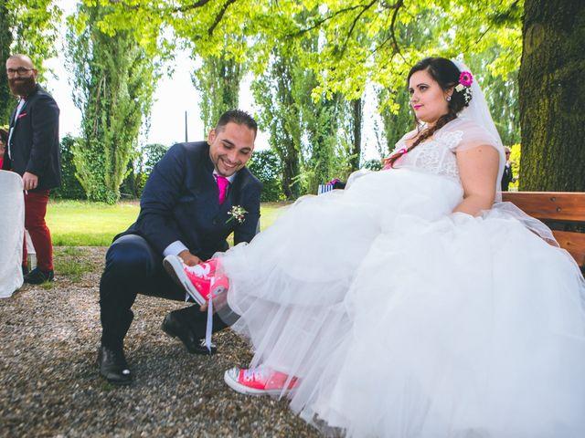 Il matrimonio di Cristian e Marianna a Villasanta, Monza e Brianza 160