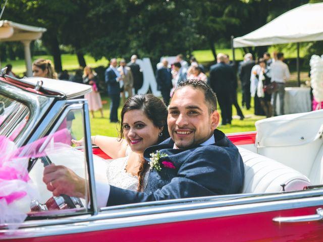 Il matrimonio di Cristian e Marianna a Villasanta, Monza e Brianza 162