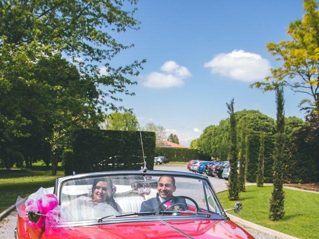 Il matrimonio di Cristian e Marianna a Villasanta, Monza e Brianza 163