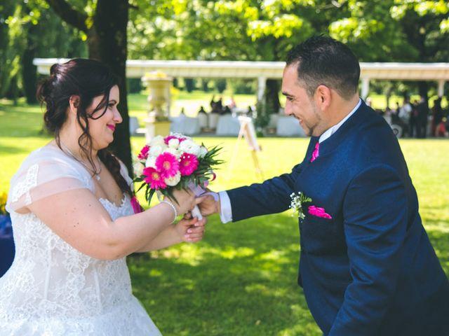 Il matrimonio di Cristian e Marianna a Villasanta, Monza e Brianza 164