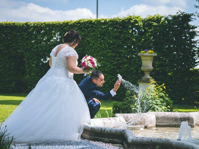 Il matrimonio di Cristian e Marianna a Villasanta, Monza e Brianza 165