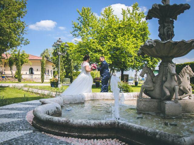 Il matrimonio di Cristian e Marianna a Villasanta, Monza e Brianza 168