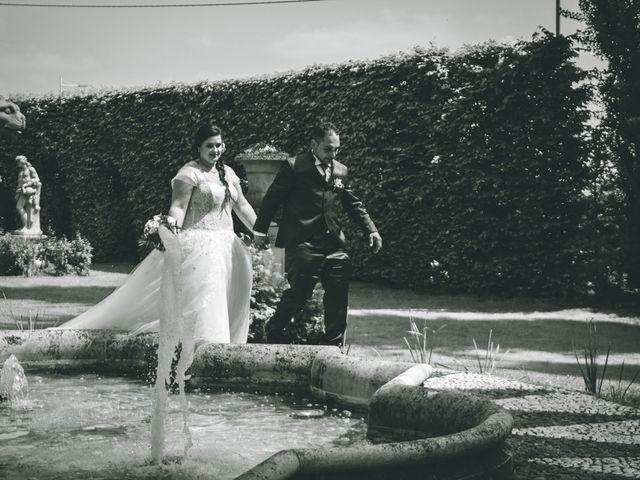 Il matrimonio di Cristian e Marianna a Villasanta, Monza e Brianza 169