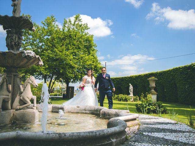Il matrimonio di Cristian e Marianna a Villasanta, Monza e Brianza 170