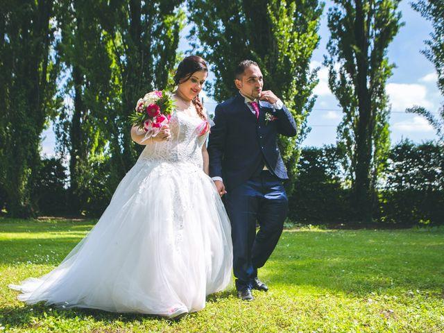 Il matrimonio di Cristian e Marianna a Villasanta, Monza e Brianza 176
