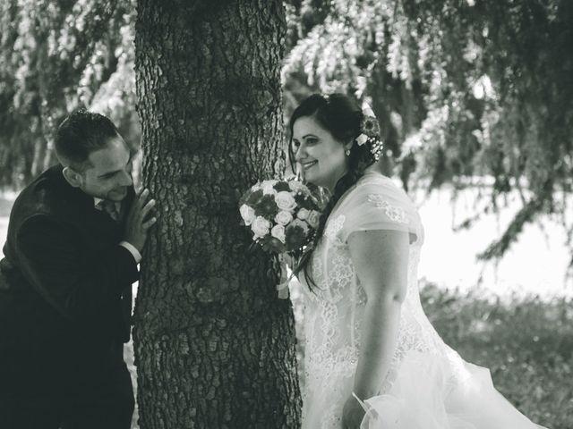 Il matrimonio di Cristian e Marianna a Villasanta, Monza e Brianza 178
