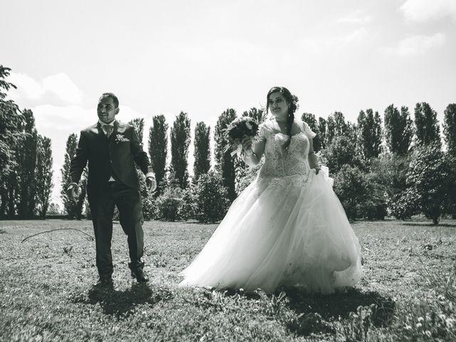 Il matrimonio di Cristian e Marianna a Villasanta, Monza e Brianza 181