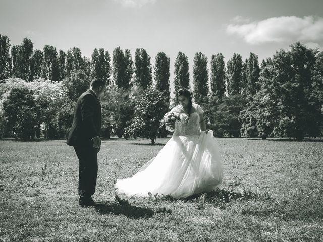 Il matrimonio di Cristian e Marianna a Villasanta, Monza e Brianza 182