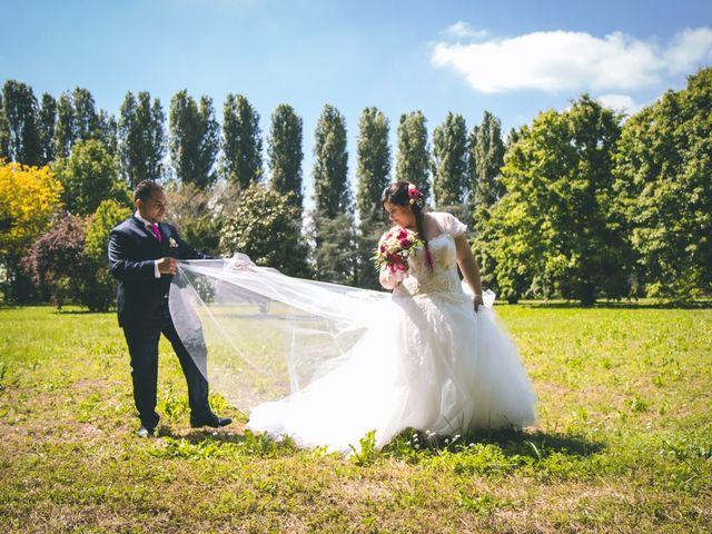 Il matrimonio di Cristian e Marianna a Villasanta, Monza e Brianza 183