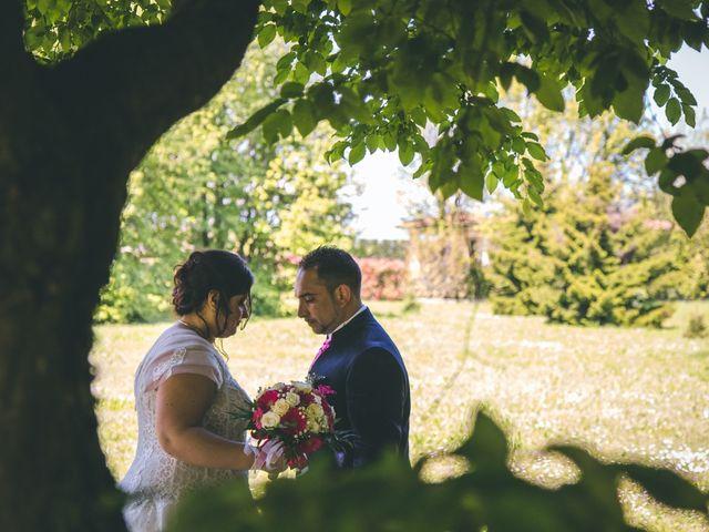 Il matrimonio di Cristian e Marianna a Villasanta, Monza e Brianza 185