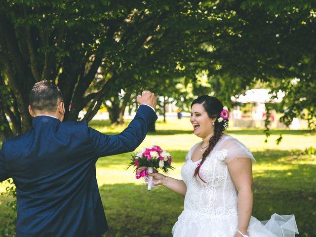 Il matrimonio di Cristian e Marianna a Villasanta, Monza e Brianza 188