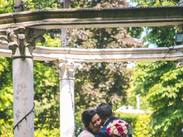 Il matrimonio di Cristian e Marianna a Villasanta, Monza e Brianza 198