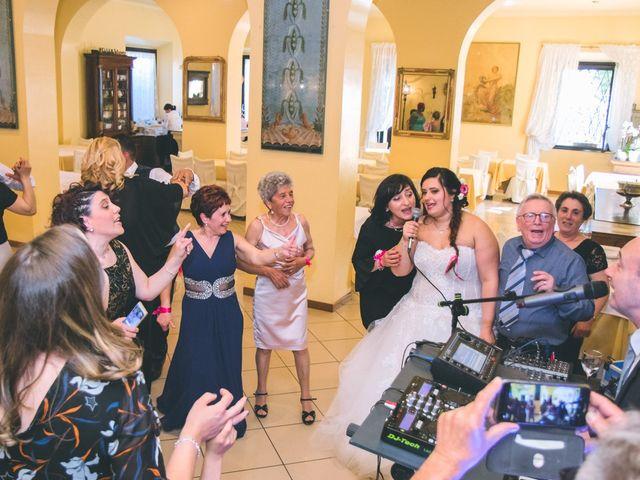 Il matrimonio di Cristian e Marianna a Villasanta, Monza e Brianza 209