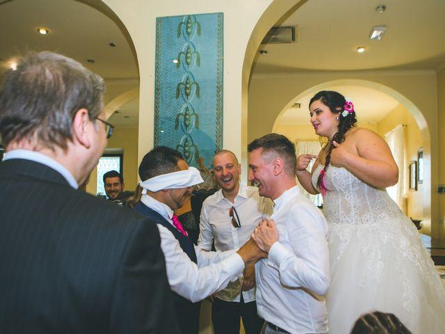 Il matrimonio di Cristian e Marianna a Villasanta, Monza e Brianza 216