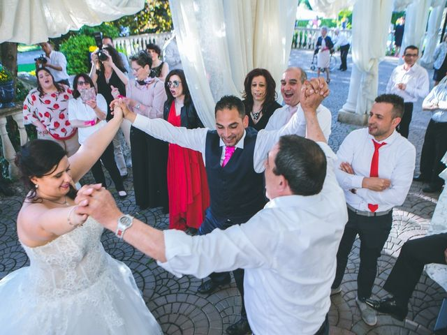 Il matrimonio di Cristian e Marianna a Villasanta, Monza e Brianza 227