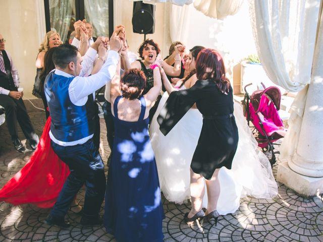 Il matrimonio di Cristian e Marianna a Villasanta, Monza e Brianza 229