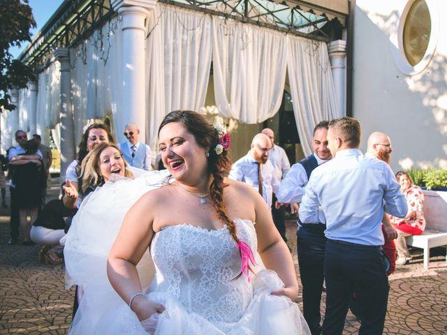 Il matrimonio di Cristian e Marianna a Villasanta, Monza e Brianza 241