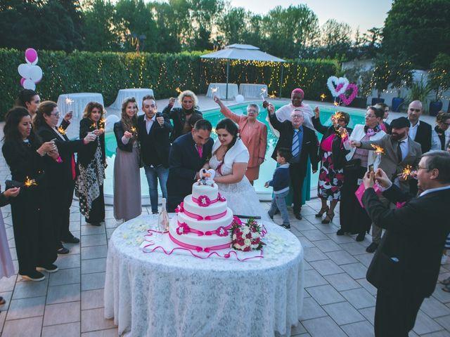 Il matrimonio di Cristian e Marianna a Villasanta, Monza e Brianza 276