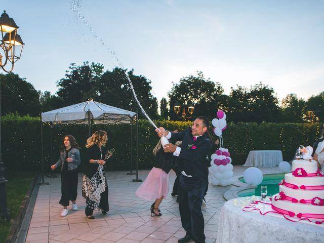 Il matrimonio di Cristian e Marianna a Villasanta, Monza e Brianza 282