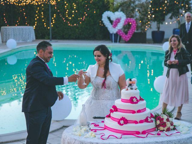 Il matrimonio di Cristian e Marianna a Villasanta, Monza e Brianza 283