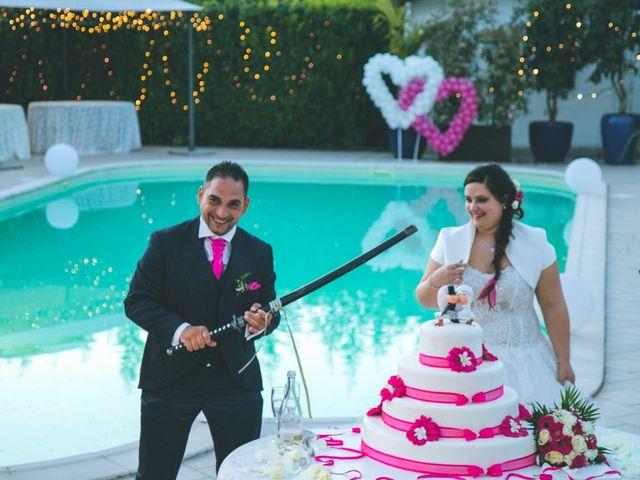 Il matrimonio di Cristian e Marianna a Villasanta, Monza e Brianza 288