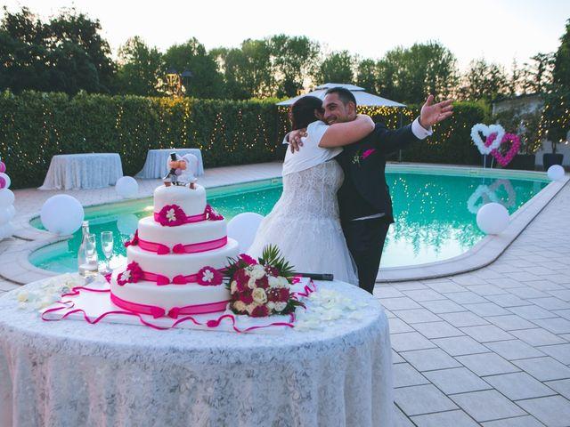 Il matrimonio di Cristian e Marianna a Villasanta, Monza e Brianza 291