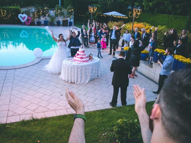 Il matrimonio di Cristian e Marianna a Villasanta, Monza e Brianza 293