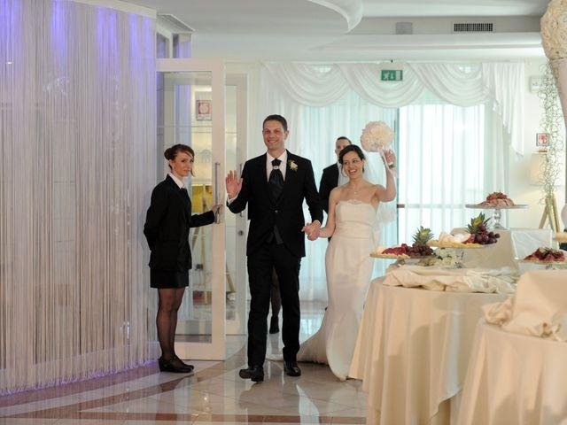 Il matrimonio di Giuseppe e Anna a San Marco in Lamis, Foggia 1