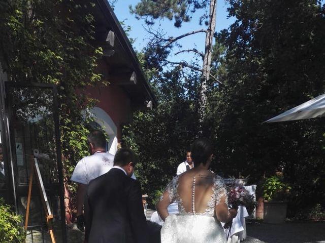 Il matrimonio di Daniele e Valentina a Fortunago, Pavia 1