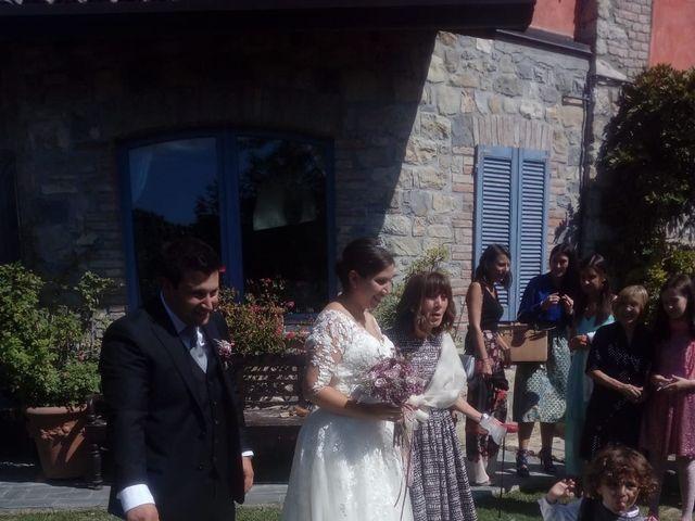 Il matrimonio di Daniele e Valentina a Fortunago, Pavia 3