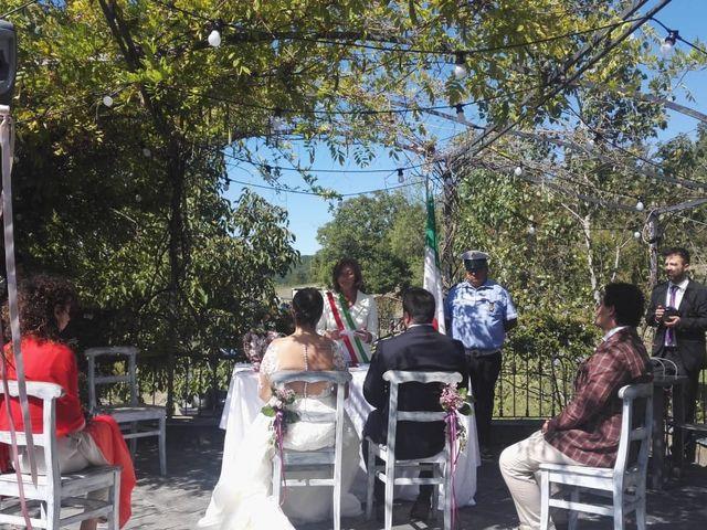 Il matrimonio di Daniele e Valentina a Fortunago, Pavia 4