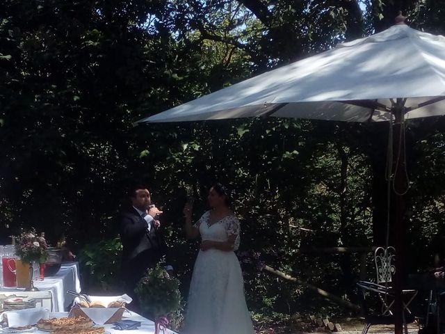 Il matrimonio di Daniele e Valentina a Fortunago, Pavia 5