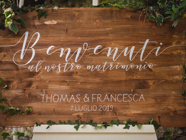 Il matrimonio di Thomas e Francesca a Villanova d'Albenga, Savona 13