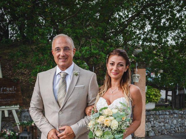 Il matrimonio di Thomas e Francesca a Villanova d'Albenga, Savona 15