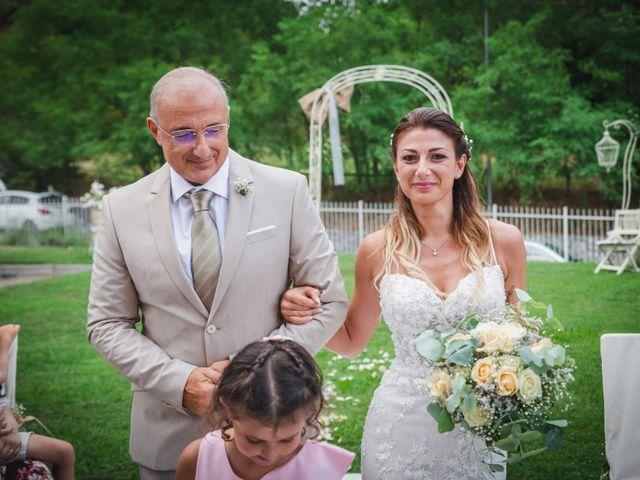 Il matrimonio di Thomas e Francesca a Villanova d'Albenga, Savona 17