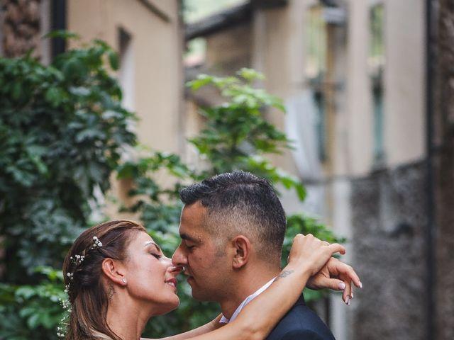 Il matrimonio di Thomas e Francesca a Villanova d'Albenga, Savona 23
