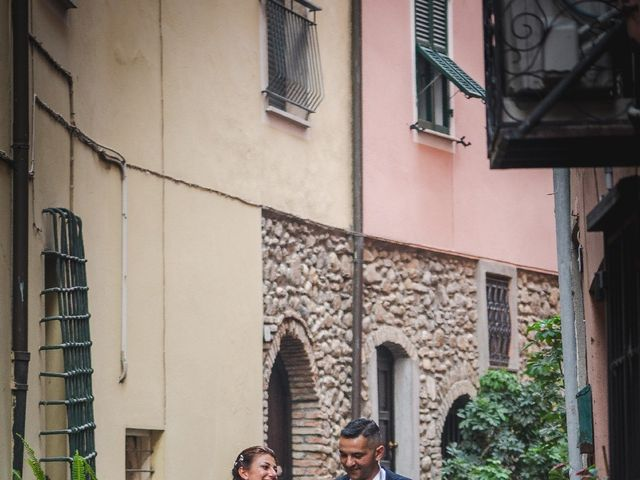 Il matrimonio di Thomas e Francesca a Villanova d'Albenga, Savona 24