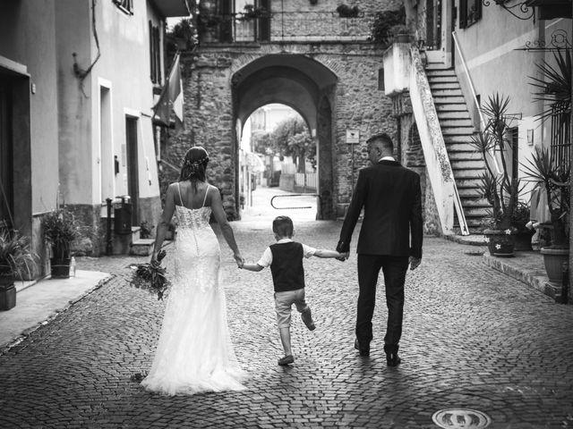 Il matrimonio di Thomas e Francesca a Villanova d'Albenga, Savona 31