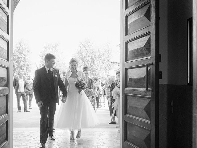 Il matrimonio di Ronny e Elisabetta a San Daniele Po, Cremona 8