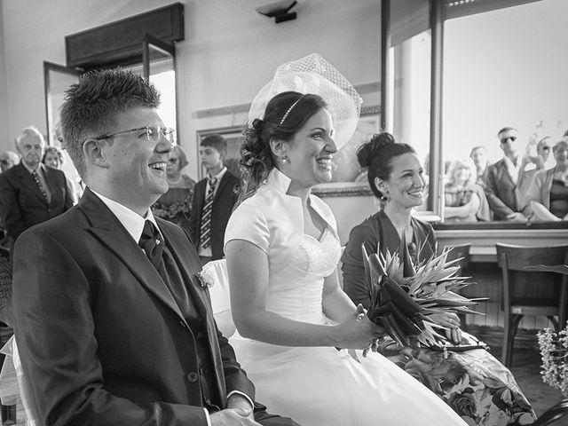 Il matrimonio di Ronny e Elisabetta a San Daniele Po, Cremona 10