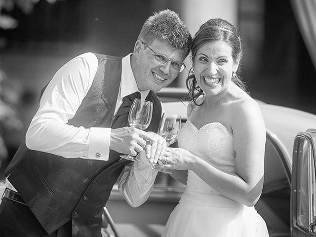 Il matrimonio di Ronny e Elisabetta a San Daniele Po, Cremona 1