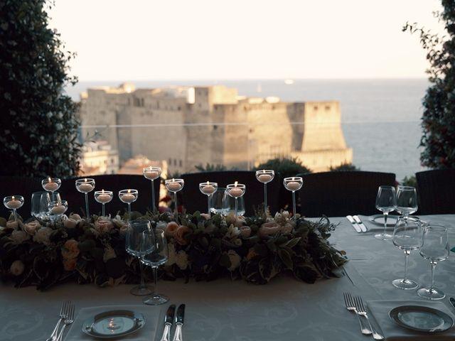 Il matrimonio di Massimiliano e Fabrizia a Napoli, Napoli 5
