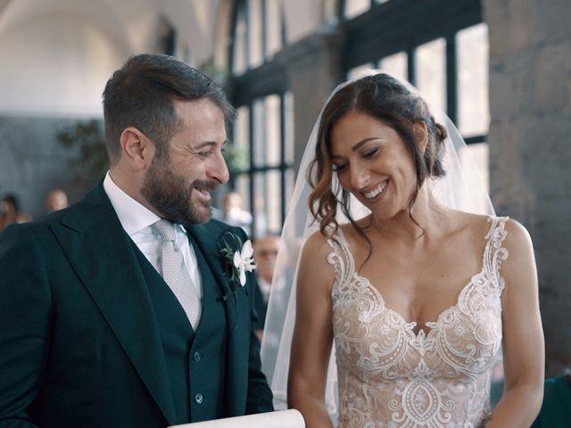 Il matrimonio di Massimiliano e Fabrizia a Napoli, Napoli 18