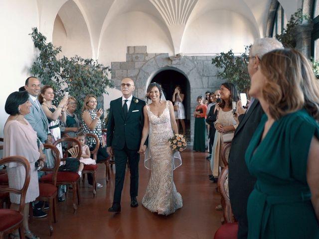 Il matrimonio di Massimiliano e Fabrizia a Napoli, Napoli 20