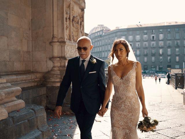 Il matrimonio di Massimiliano e Fabrizia a Napoli, Napoli 21