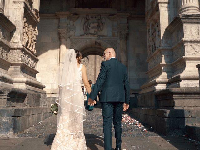 Il matrimonio di Massimiliano e Fabrizia a Napoli, Napoli 22