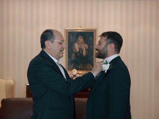 Il matrimonio di Massimiliano e Fabrizia a Napoli, Napoli 24
