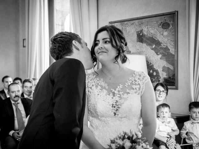 Il matrimonio di Paolo e Federica a Sarnico, Bergamo 15