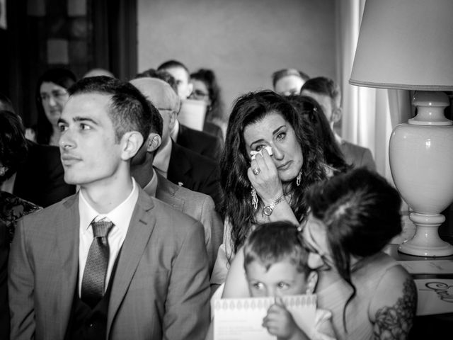Il matrimonio di Paolo e Federica a Sarnico, Bergamo 19